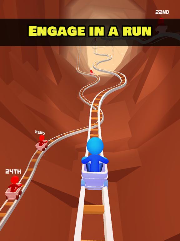 Mine Kart screenshot 1
