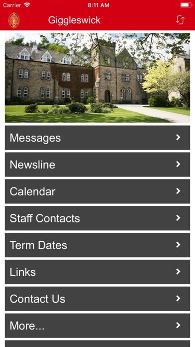 Giggleswick School screenshot one