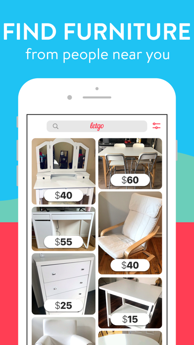 Screenshot for letgo: Sell & Buy Used Stuff in United States App Store