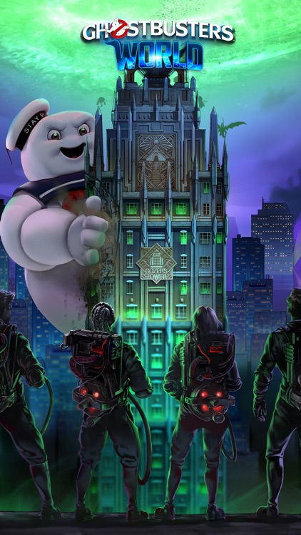 Ghostbusters World screenshot-0