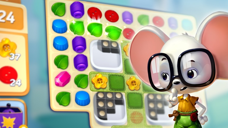 Mouse House: Puzzle Story screenshot-5
