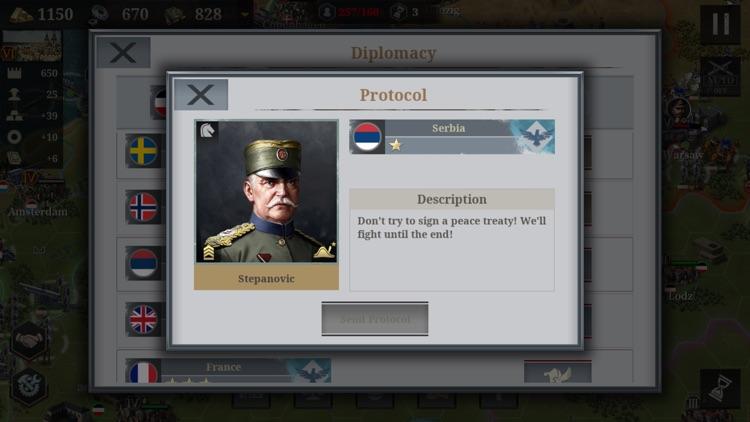 European War 6: 1914 screenshot-9