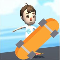 Skate City - Race