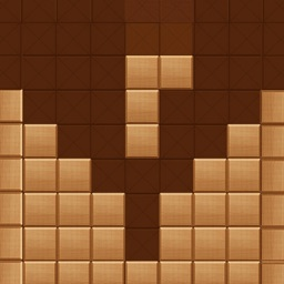 Woody Block Puzzle Box