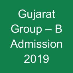 Guj. Group-B Admission 2019