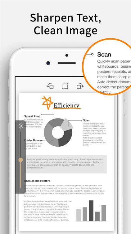 Doc Scan - PDF Scanner Fax