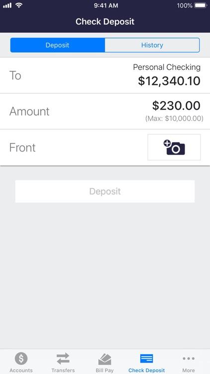 CAP COM FCU Mobile Banking screenshot-7