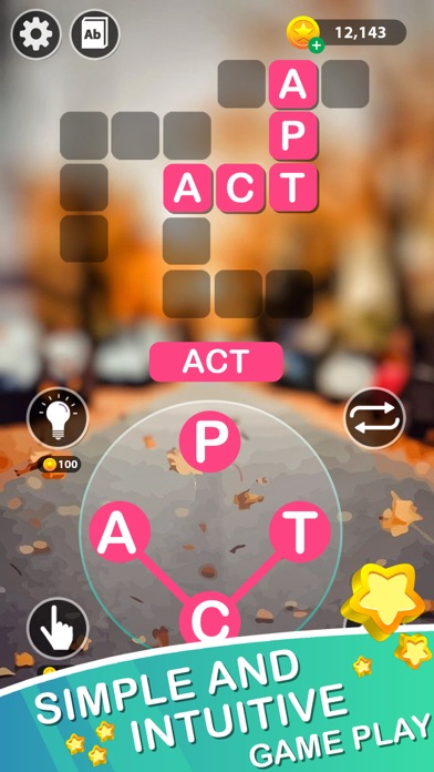 Word Link Classic Puzzle screenshot 5