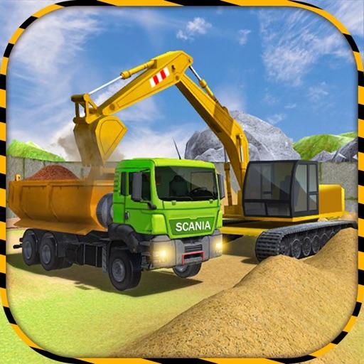 Real Excavator Simulator 3D