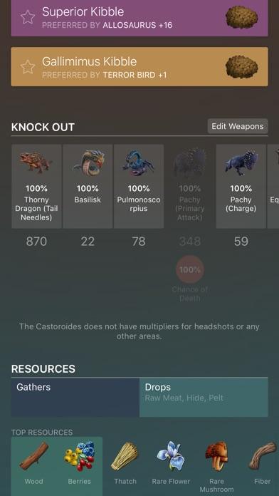 Screenshot for Dododex: ARK Survival Evolved in Japan App Store
