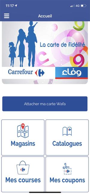 Carrefour Tunisie Im App Store