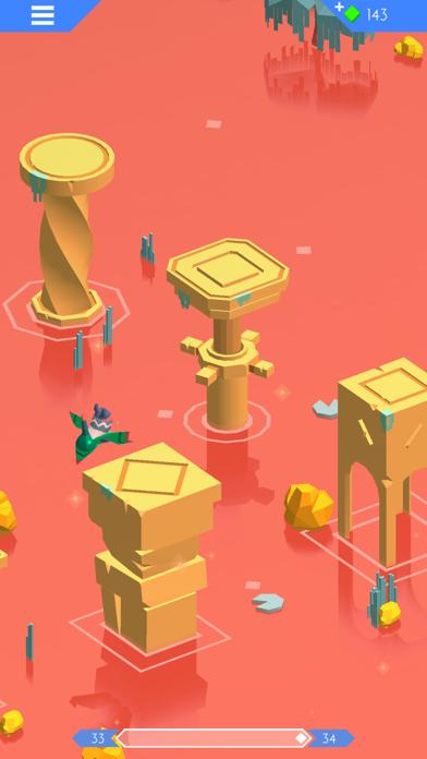 Tricky Pillars screenshot 2