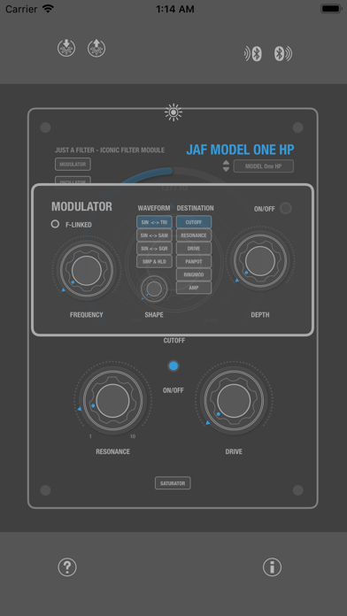 JAF Collection screenshot 5
