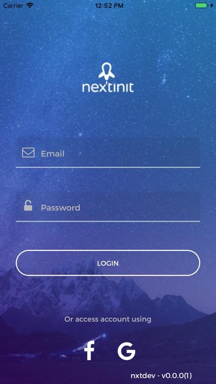Nextinit App