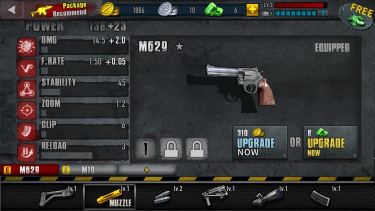 Zombie Frontier 3: Sniper FPS screenshot-4