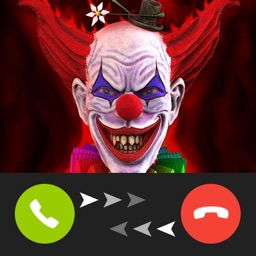 Killer Clown Video Call Game