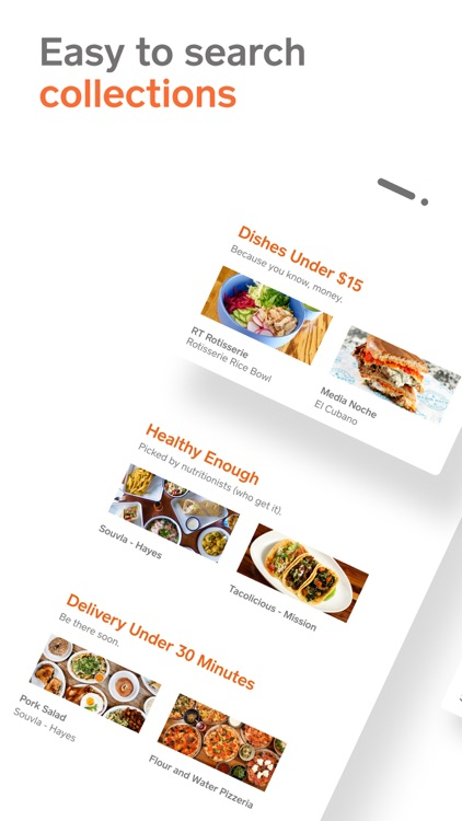 Caviar - Food Delivery screenshot-0