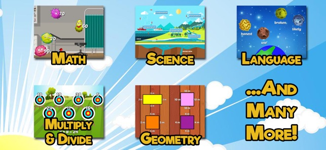 Third Grade Learning Games on the App Store