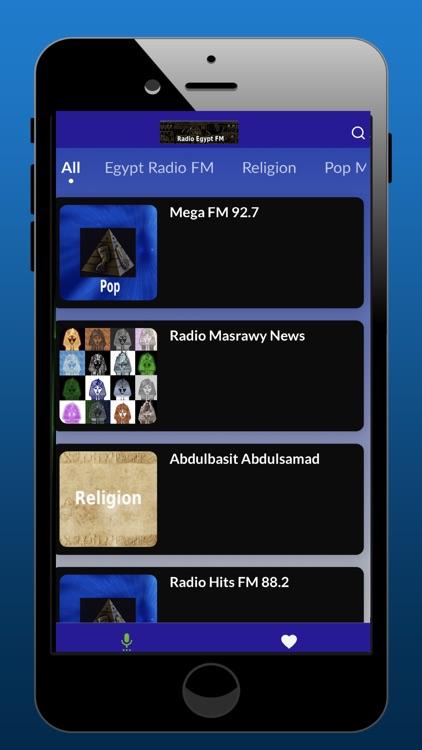 Egypt Radio FM