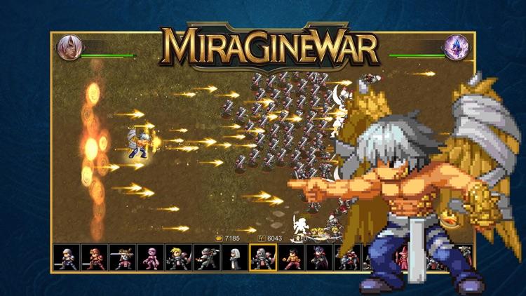 Miragine War screenshot-3