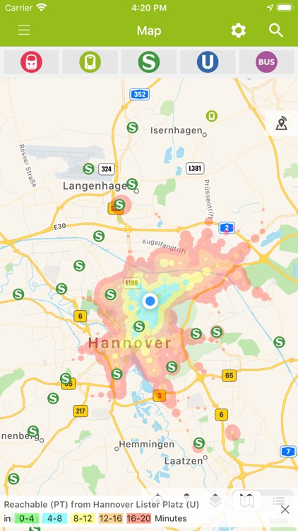 MyHannover screenshot-3