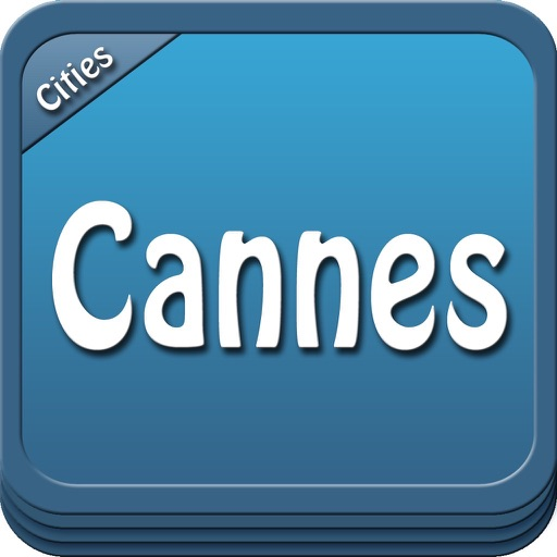 Cannes Offline Map Guide