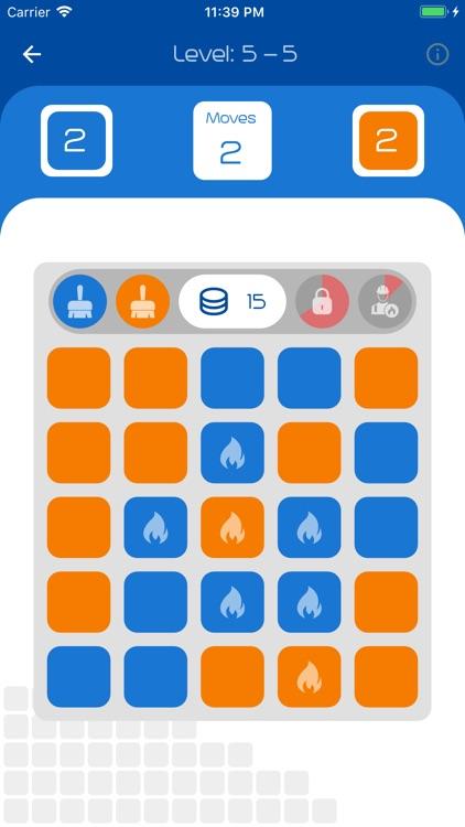 Impossiblocks - Brain Game screenshot-4