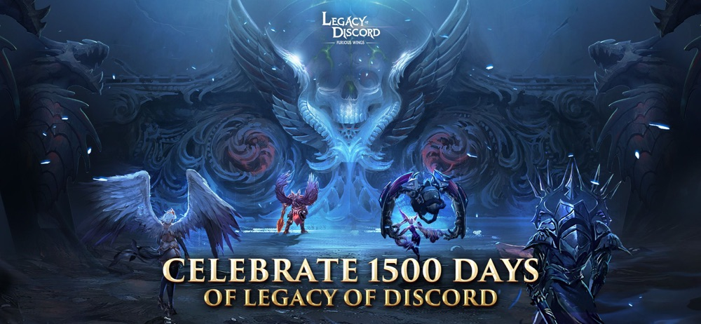 Legacy of Discord-FuriousWings Cheat Codes