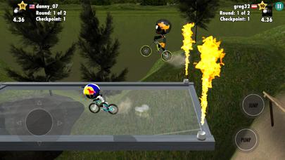 Screenshot from Stickman Bike Battle