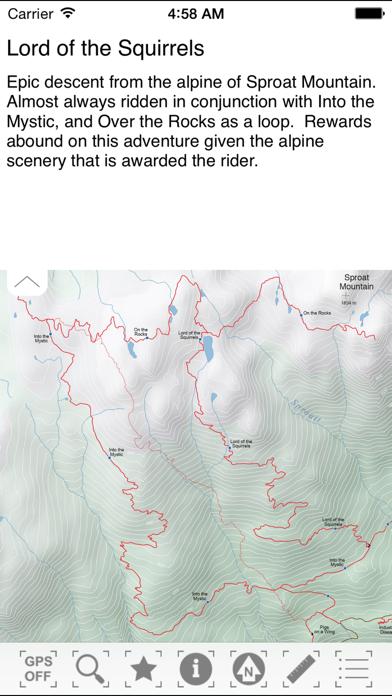 TrailMapps: Whistlerのおすすめ画像3