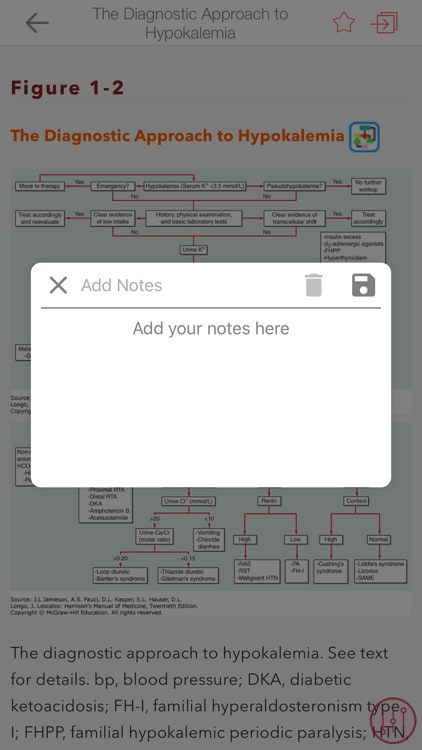 Harrison's Manual Medicine App screenshot-6