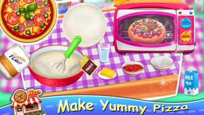 Pizza Burger - Food Maker screenshot 1