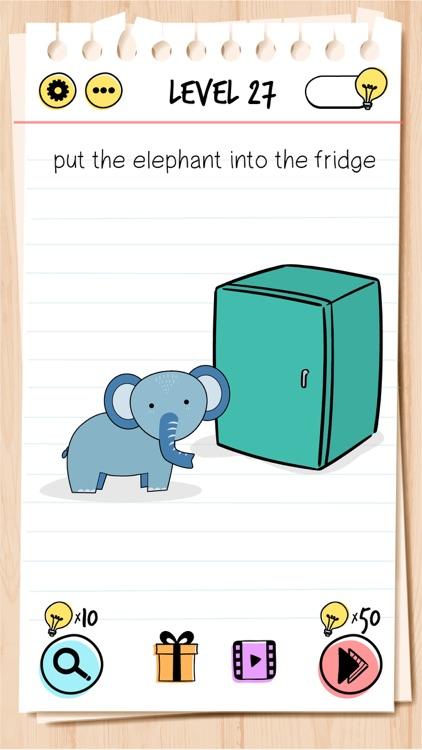 Brain Test: Tricky Puzzles screenshot-4