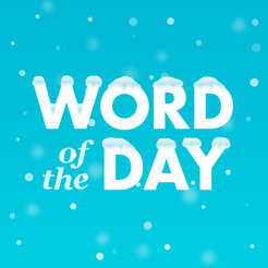 ‎Word of the day-dictionary app