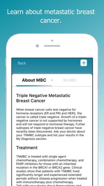 My MBC & Me - Therapy Resource screenshot-6
