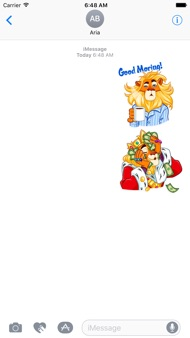 Funny Lion King Sticker iphone images