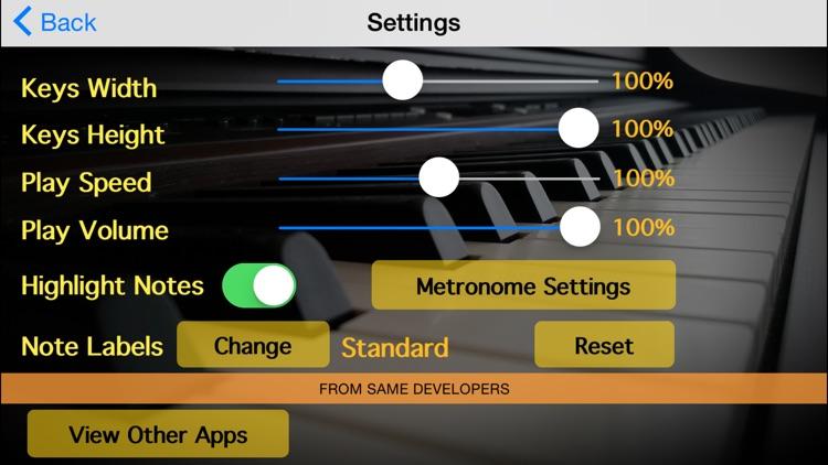 Piano Scales & Chords Pro screenshot-3