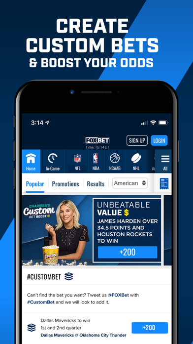 FOX Bet Sportsbook - Colorado screenshot 4