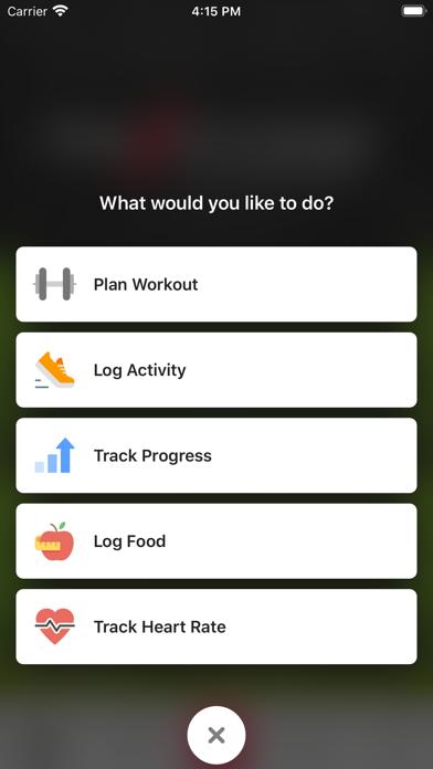 Pro-Fitness TrainingsappScreenshot von 2