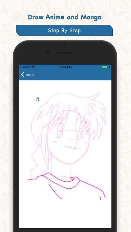 Draw Anime and Manga screenshot-6