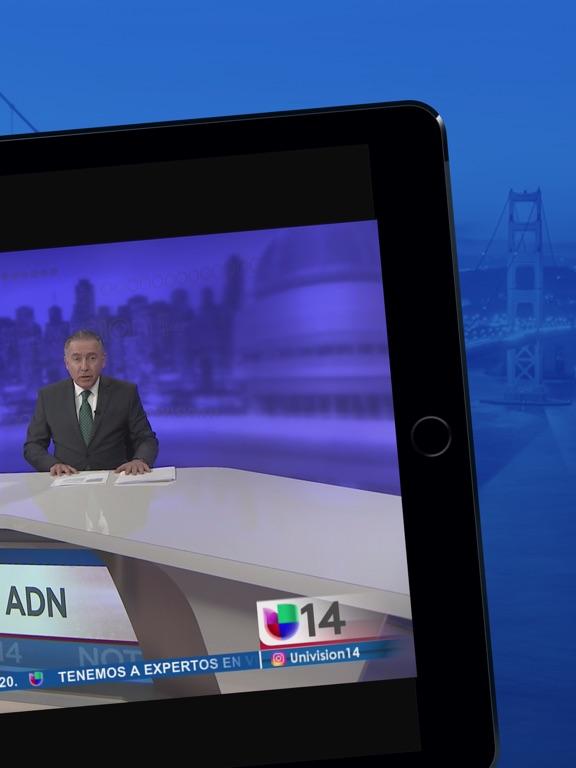 Univision 14 Área de la Bahía screenshot 8