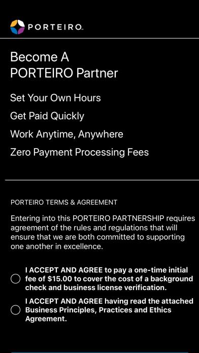 PORTEIRO Partner screenshot 4