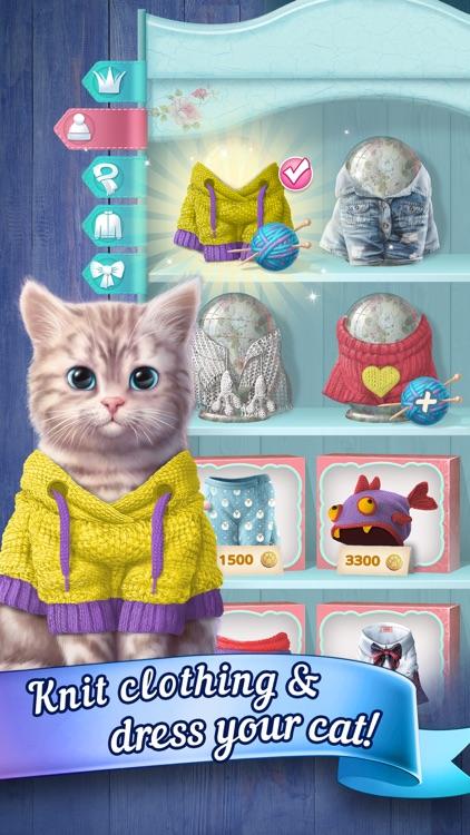 Knittens – A Fun Match 3 Game screenshot-3