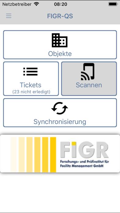 FIGR-QS screenshot 1