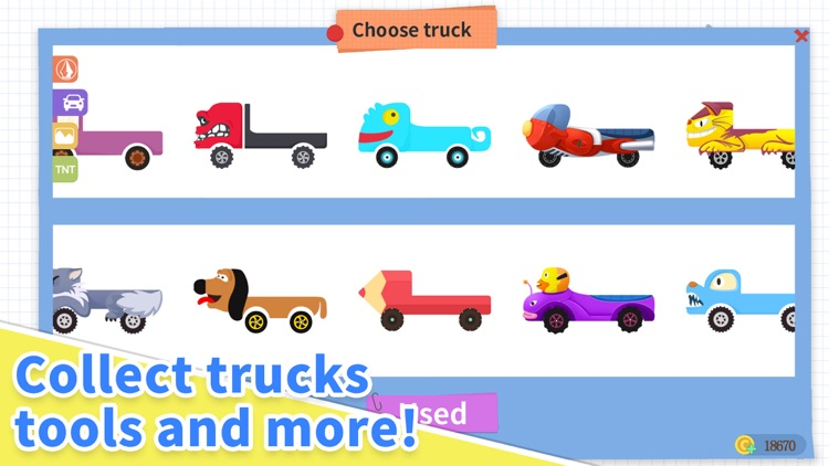 Truck vs Fire: Brain Challenge screenshot-3