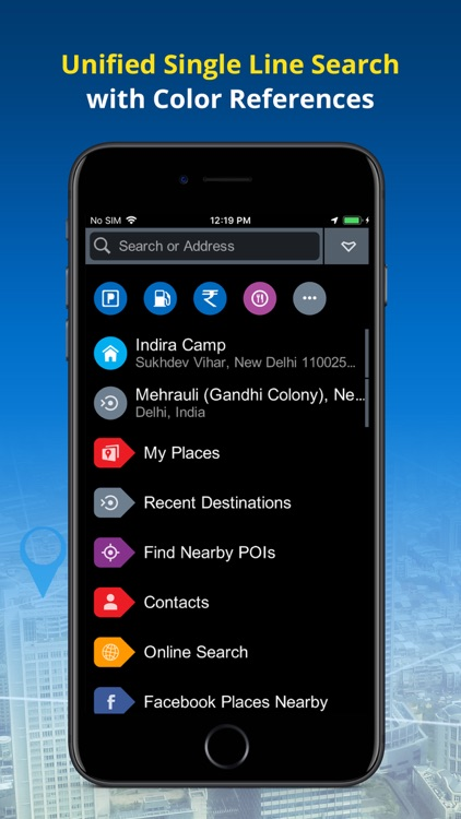 NaviMaps: 3D GPS Navigation screenshot-6