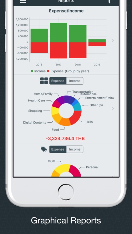 Money Easy - Expense Tracker screenshot-8