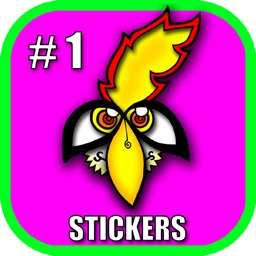 Junglebirdy Sticker Pack 1