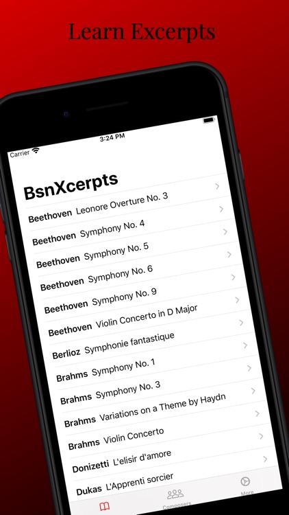BsnXcerpts