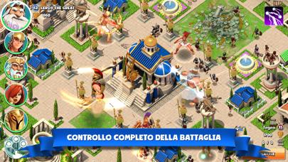 Screenshot of Dei dell'Olimpo2
